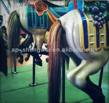 horse tail hair extension for rocking horse