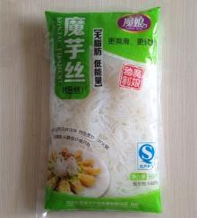 Konjac health gluten-free product 2.0mm Shirataki fetticcini
