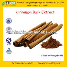 GMP Manufacturer Supply High Quality Cinnamon Bark Extract Powder