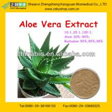 Professional Aloe Vera  Extract   Powder  Manufacturer with GMP