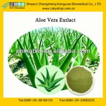 GMP Certified Manufacturer Supply High Quality Aloe Vera Extract with Aloin