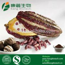 Slimming powder cocoa powder, cocoa seed extract, cocoa extract