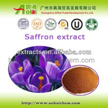 Saffron extract powder with high quality facotry price