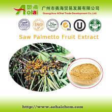 GMP factory supply saw palmetto p.e