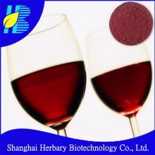 GMP certificated top quality red wine extract