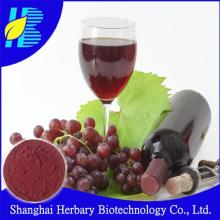 Pure nature Polyphenol 30%(Folin- C) Red Wine Extract