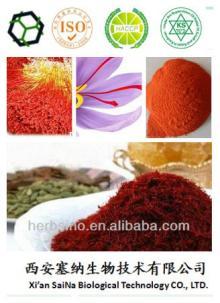 Iranian saffron mask