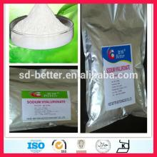 99.9% Transpanrency Food Grade & Cosmetic Grade  Hyaluronic   Acid  Powder,  Acid   Hyaluronic
