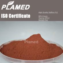 Natural saffron extract powder manufacturers,food supplement saffron extract powder