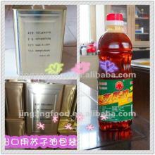 Refined 100% pure high quality perilla oil