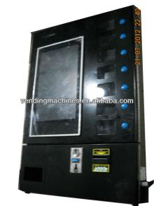 Cugarette vending machine for chocolate tissue medicine - Enlever chewing gum tissu ...