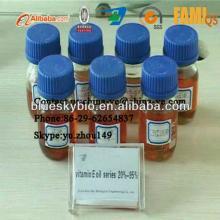 made in china natural vitamin e oil 25% manufacturer