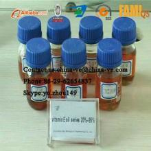 made in china natural vitamin e oil 50% manufacturer