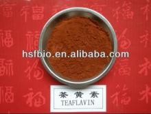 Best anti-cardiovascular Green tea powder Theaflavins/ Tea Polyphenols