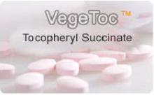 Natural Vitamin E Acid Succinate 1185IU/1210IU