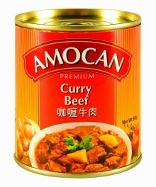 Amocan Canned Curry Beef
