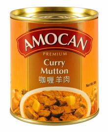 Amocan Canned Curry Mutton