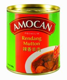 Amocan Canned Rendang Mutton