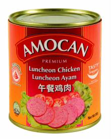 Amocan Canned Luncheon Chicken