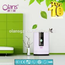 home water air revitalizer with negative ion