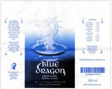 blue dragon spring water site