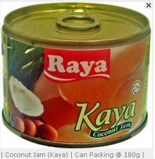 Coconut Jam (Kaya)