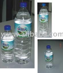 """ ASIA "" Natural Spring Water"