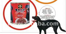 CANNED DOG FOOD MINCE BEEF 180G