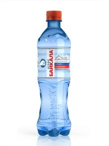 0,5 L Pure Baikal Drinking Water (non-aerated)
