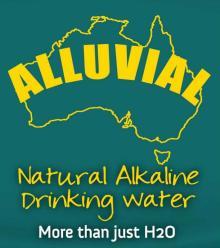 Alluvial Natural Alkaline Drinking Water 1.5L