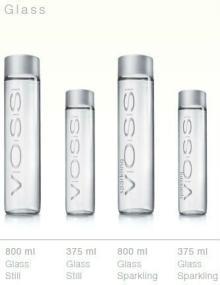 Voss Artesian Water 375ml. / 800ml.