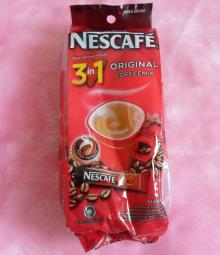 Nescafe 3 in 1 Instant coffee