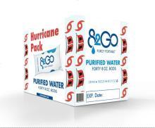 82Go Water (Hurricane Packs)