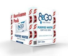 82GO Water Hurricane Pack