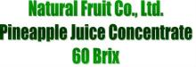 Frozen Pineapple Juice Concentrate 60 brix