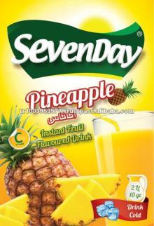 Pineapple Fruit Flavoured Drink - 10 Gr. 2 Liter