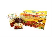 extract juice, ganoderma with honey and lemon