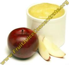 Organic   Apple  Puree Concentrate