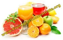 Organic Fruit Juice Concentrate
