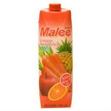 Fruit Juice Malee Carrot Mixed Vegetable and Fruit with Carrot Juice