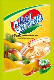 ICE GARDEN INSTANT POWDER DRINK - MANGO FLAVOUR