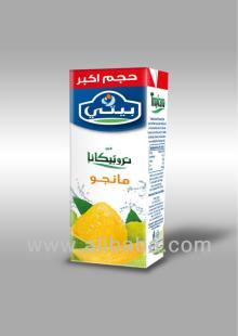 Beyti Tropicana Juice