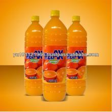 1.5L High Quality Relax Plastic Bottled Orange Drinks