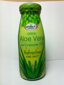 Drink Aloe Vera Refresher ONE SHOT
