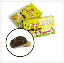 Chocolate Snack -Car Talk