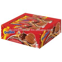 Ovaltine Chocolate Cookies Biscuit : Product from THAILAND