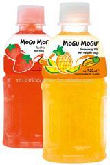 Mogu Mogu Fruit drink : Product from THAILAND