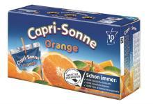 Capri Sonne Orange 10x0,2ltr.