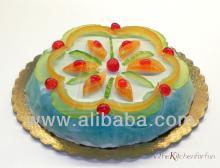 CASSATA SICILIANA RICOTTA CHEESE CAKE