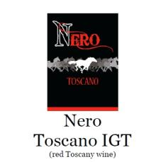 Red Wine Tuscan_Nero Toscano IGT